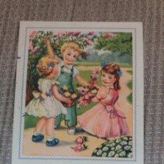 Postales: TARJETA POSTAL AÑO 1945. Lote 225030121
