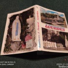 Postales: POSTALES LOURDES. Lote 226131155