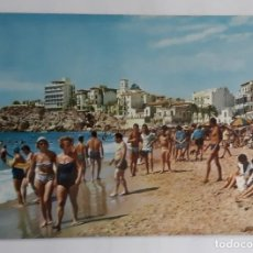 Postales: POSTAL N° 29 BENIDORM. PLAYA DE LEVANTE. FOTO RUECK. Lote 226630375