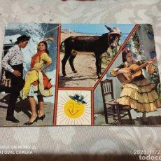 Postales: POSTAL TÍPICA ESPAÑOLA. Lote 226925910