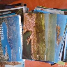 Postales: MÁS DE 500 TARJETAS GRANDE LOTE DE POSTALES AÑOS 60/80. Lote 227550050