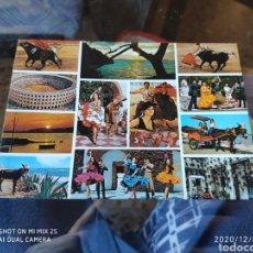 Postales: POSTAL ESPAÑA TIPICA. Lote 229049625