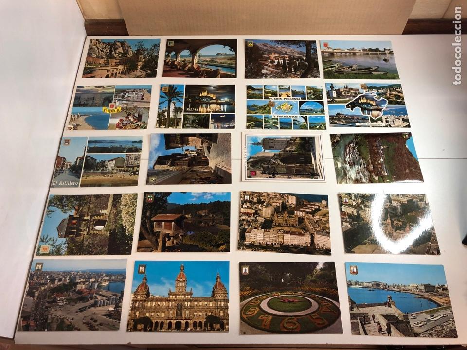 Postales: Postal LOTE DE COLECCIÓN DE 131 postales (edita ESCUDO DE ORO) sin escribir - Foto 2 - 233507965
