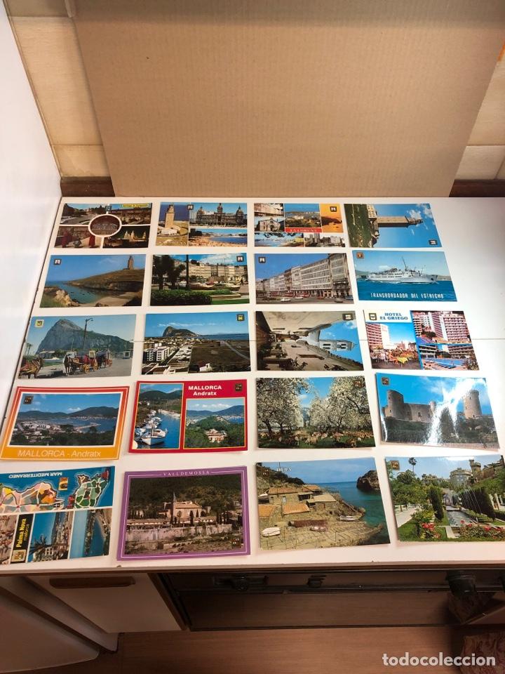 Postales: Postal LOTE DE COLECCIÓN DE 131 postales (edita ESCUDO DE ORO) sin escribir - Foto 3 - 233507965