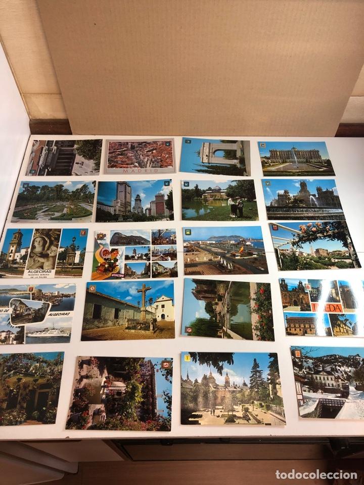Postales: Postal LOTE DE COLECCIÓN DE 131 postales (edita ESCUDO DE ORO) sin escribir - Foto 4 - 233507965