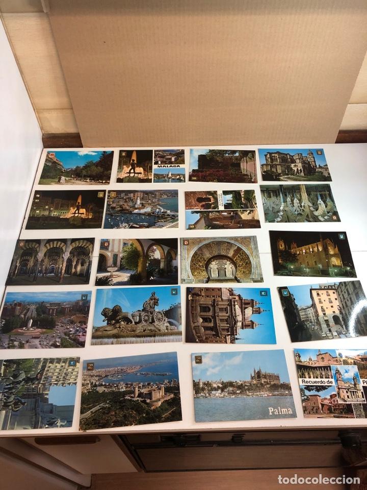 Postales: Postal LOTE DE COLECCIÓN DE 131 postales (edita ESCUDO DE ORO) sin escribir - Foto 5 - 233507965