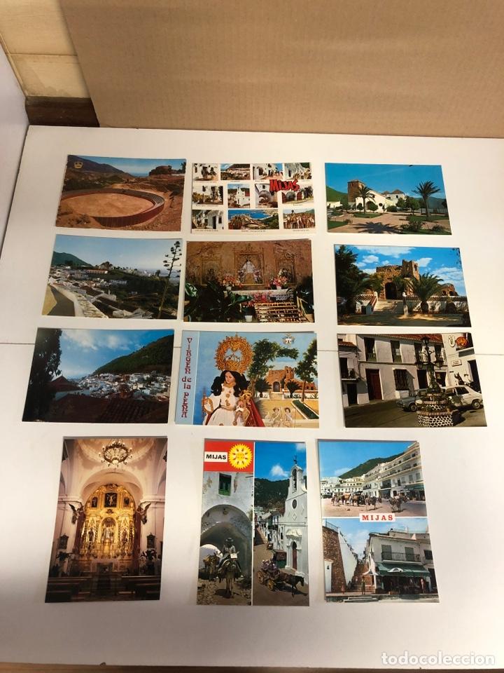 12 POSTALES DE MIJAS (Postales - España - Sin Clasificar Moderna (desde 1.940))