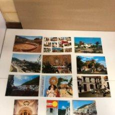 Postales: 12 POSTALES DE MIJAS. Lote 234435745