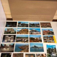 Postales: 20 POSTALES DE VALENCIA Y ALREDEDORES. Lote 234436400