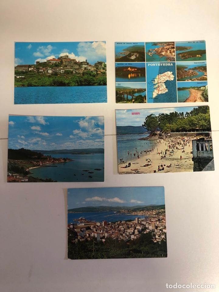 Postales: 16 postales de Marin,Toja,Tuy y Rajo (Pontevedra) - Foto 3 - 234436680