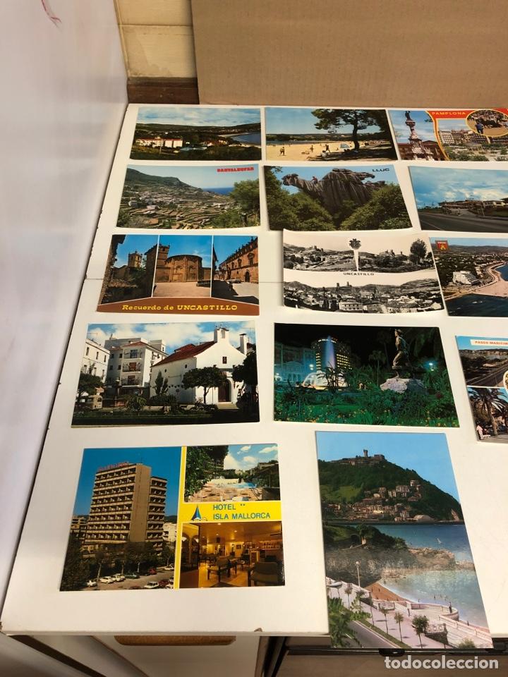 Postales: 18 postales de ciudades y pueblos de españa 1 de ellas está escrita - Foto 3 - 234441145