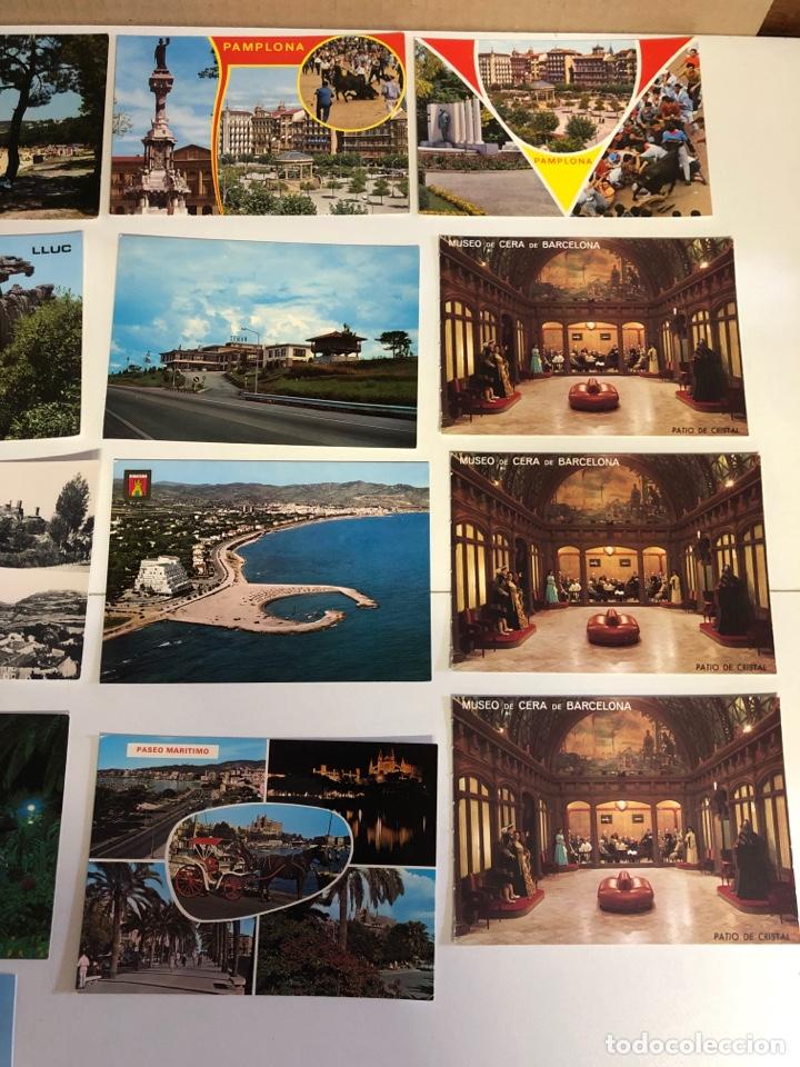 Postales: 18 postales de ciudades y pueblos de españa 1 de ellas está escrita - Foto 4 - 234441145