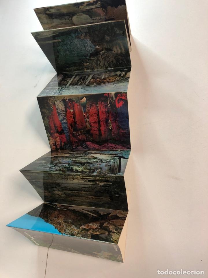 Postales: Bloc postal con 9 postales de la cueva de artá (Mallorca) - Foto 3 - 234621590