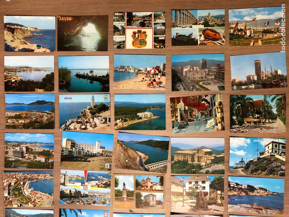 Postales: Postal 68 postales de diferentes sitios de España 2 de ellas están escritas - Foto 2 - 234806050