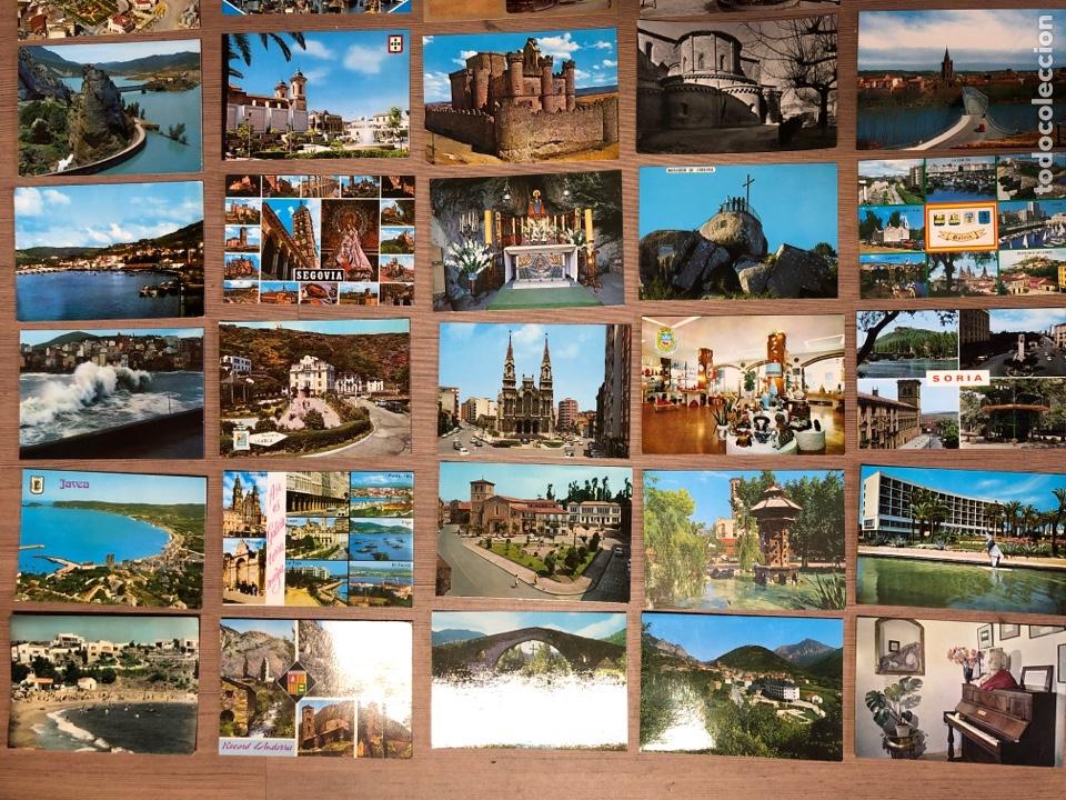 Postales: Postal 68 postales de diferentes sitios de España 2 de ellas están escritas - Foto 3 - 234806050