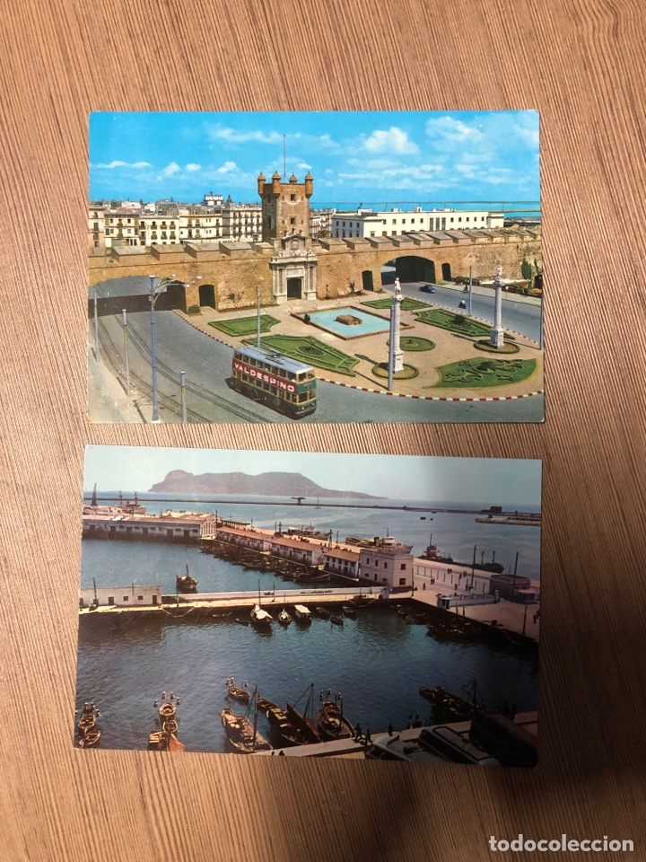 Postales: Postal 68 postales de diferentes sitios de España 2 de ellas están escritas - Foto 5 - 234806050