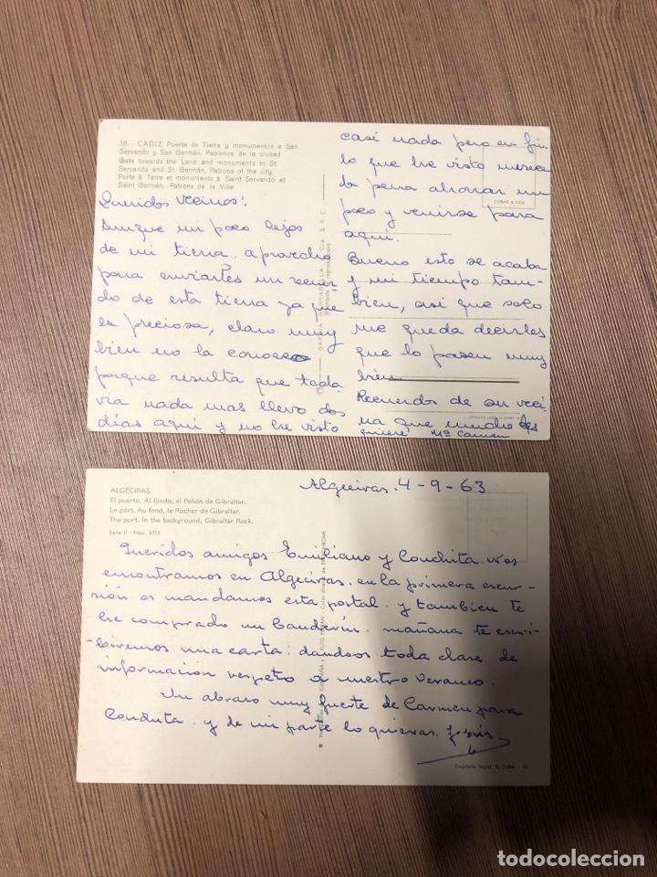 Postales: Postal 68 postales de diferentes sitios de España 2 de ellas están escritas - Foto 6 - 234806050