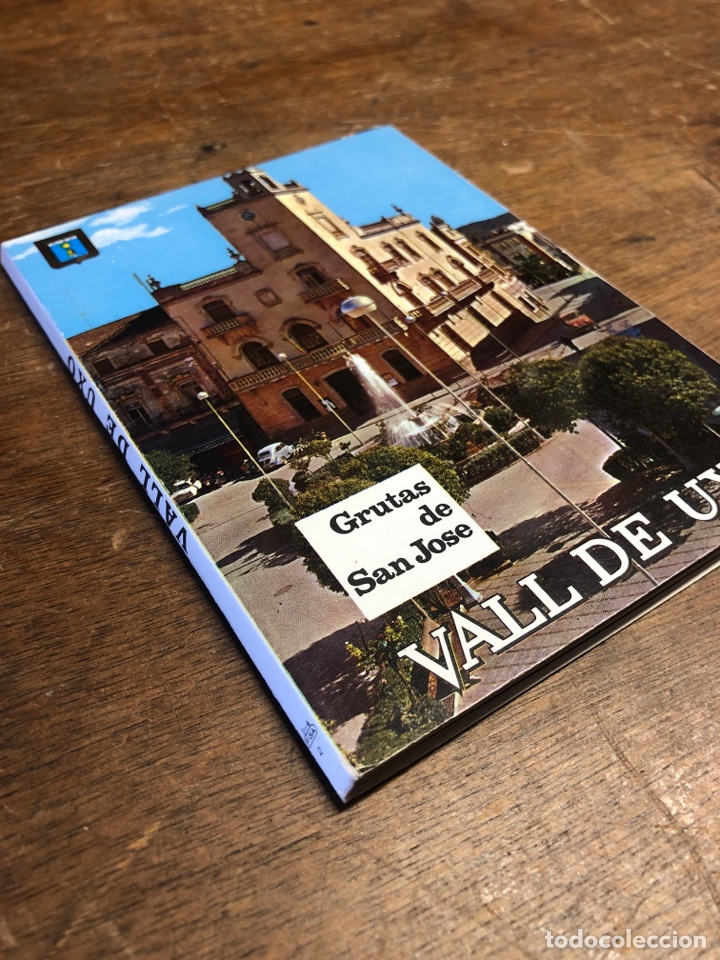 Postales: 8 postales en acordeón de VALL DE UXO - Foto 2 - 234812695