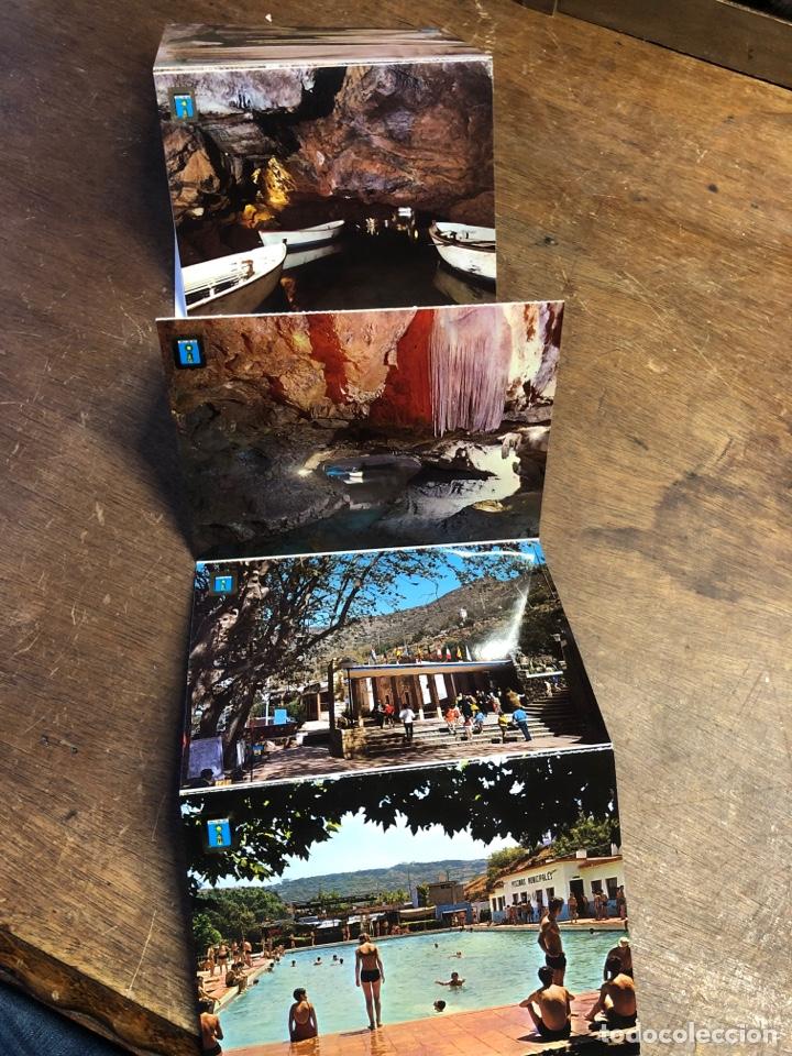 Postales: 8 postales en acordeón de VALL DE UXO - Foto 3 - 234812695