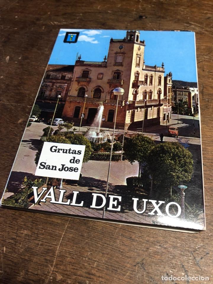 8 POSTALES EN ACORDEÓN DE VALL DE UXO (Postales - España - Sin Clasificar Moderna (desde 1.940))