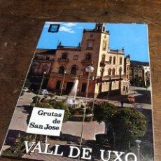 Postales: 8 POSTALES EN ACORDEÓN DE VALL DE UXO. Lote 234812695
