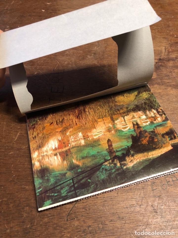 Postales: 10 postales en acordeón de las cuevas del drach (Mallorca) - Foto 3 - 234815885