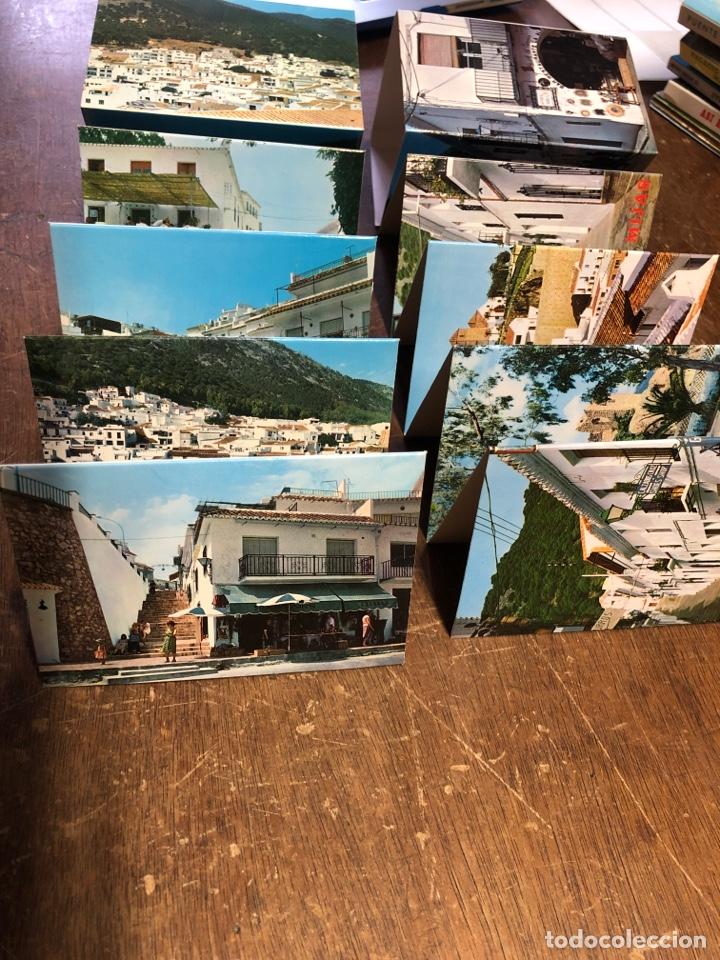 Postales: 24 fotografías en acordeón de MIJAS 10,30x7,5cm - Foto 3 - 236094190