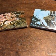 Postales: 24 FOTOGRAFÍAS EN ACORDEÓN DE MIJAS 10,30X7,5CM. Lote 236094190