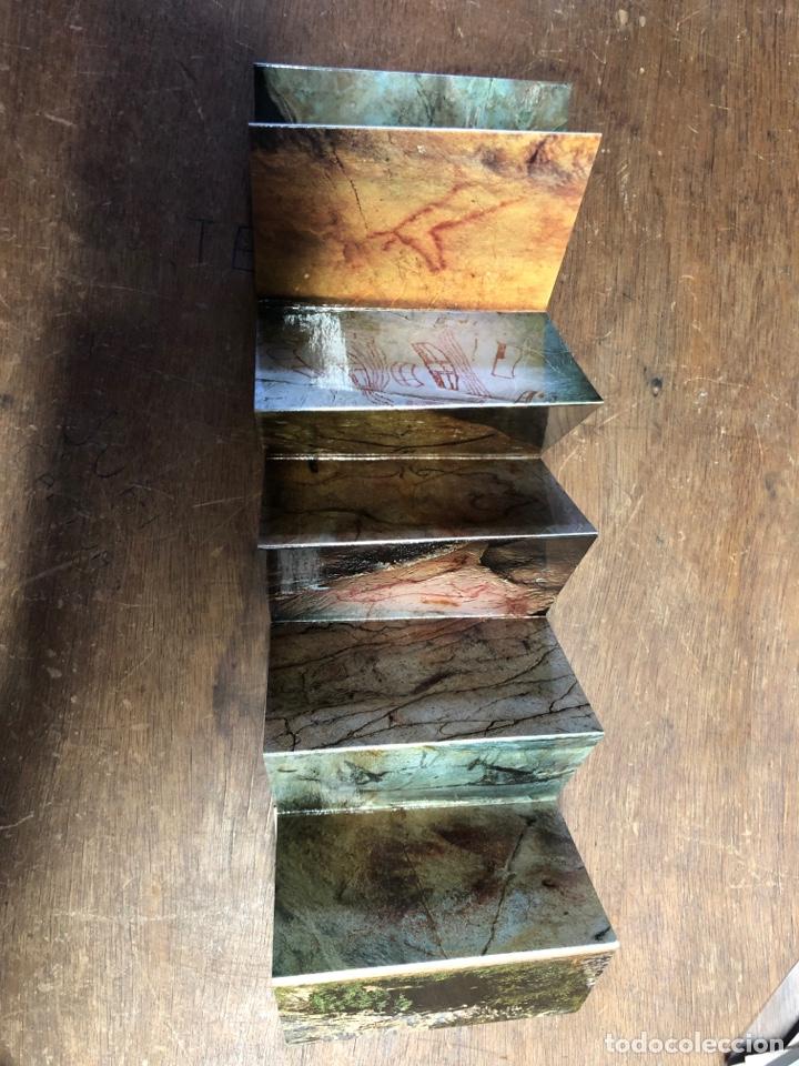 Postales: 23 fotos en acordeón de PUENTE VIESCO (cuevas prehistóricas) 10x7cm - Foto 2 - 236095085