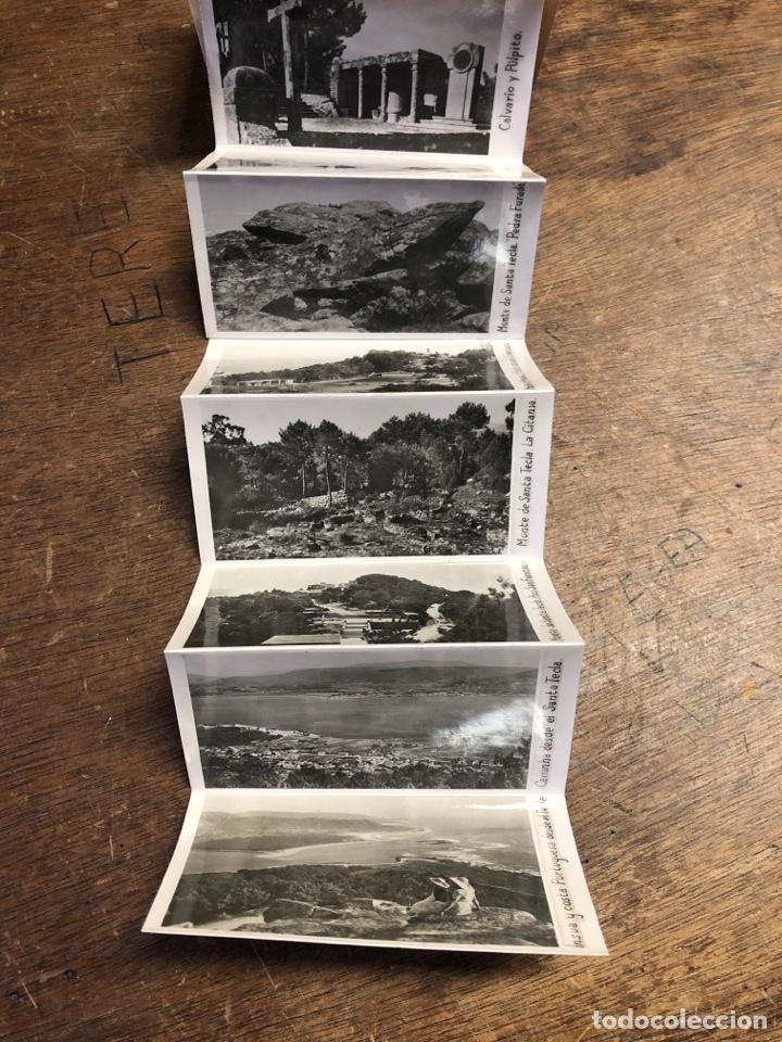 Postales: 10 fotografías en acordeón de la guardia (Pontevedra) - Foto 2 - 236100430