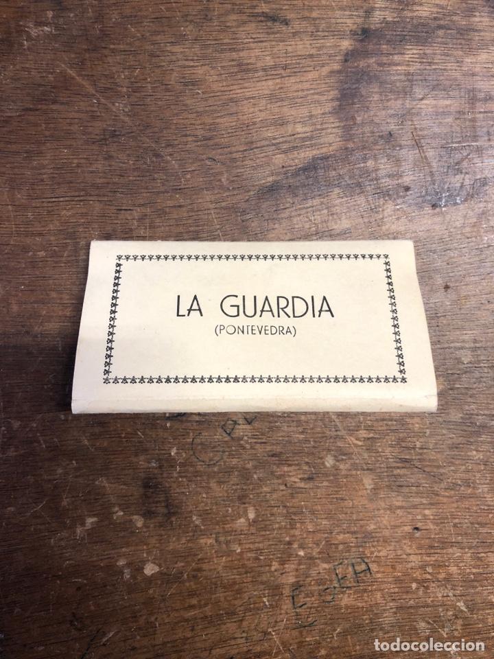 10 FOTOGRAFÍAS EN ACORDEÓN DE LA GUARDIA (PONTEVEDRA) (Postales - España - Sin Clasificar Moderna (desde 1.940))
