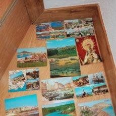 Postales: LOTE DE POSTALES DE ESPAÑA. Lote 236833380