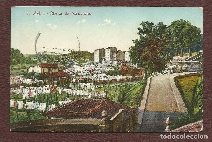 12 POSTALES ANTIGUAS DE ESPAÑA (Postales - España - Sin Clasificar Moderna (desde 1.940))
