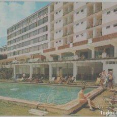 Postais: LOTE V-POSTAL HOTEL LAS MERCEDER TORREMOLINOS MALAGA MATA SELLOS. Lote 238580710