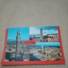 Postales: POSTAL. SIENA. PANORAMA.. Lote 238744090