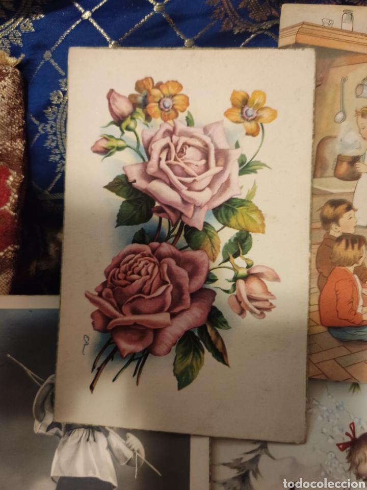 Postales: 9 tarjetas postales. Felicidades - Foto 16 - 239961415