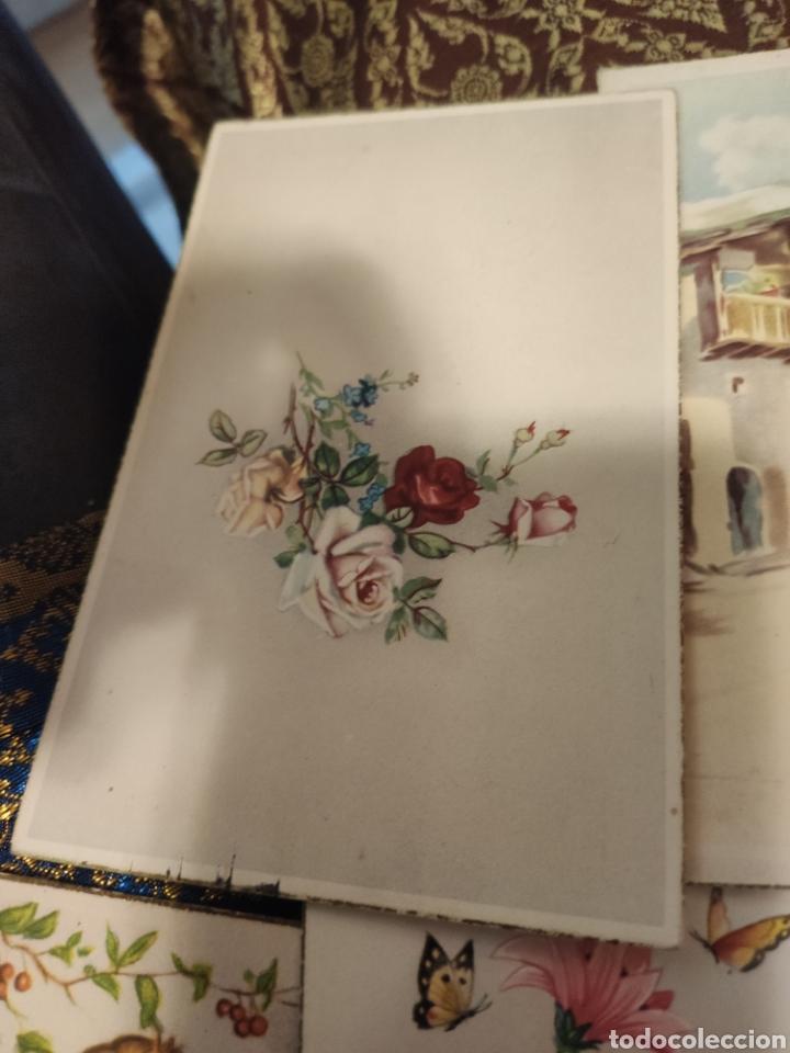 Postales: 9 tarjetas postales. Felicidades - Foto 18 - 239961415