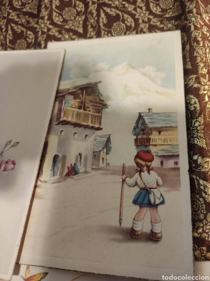 Postales: 9 tarjetas postales. Felicidades - Foto 19 - 239961415