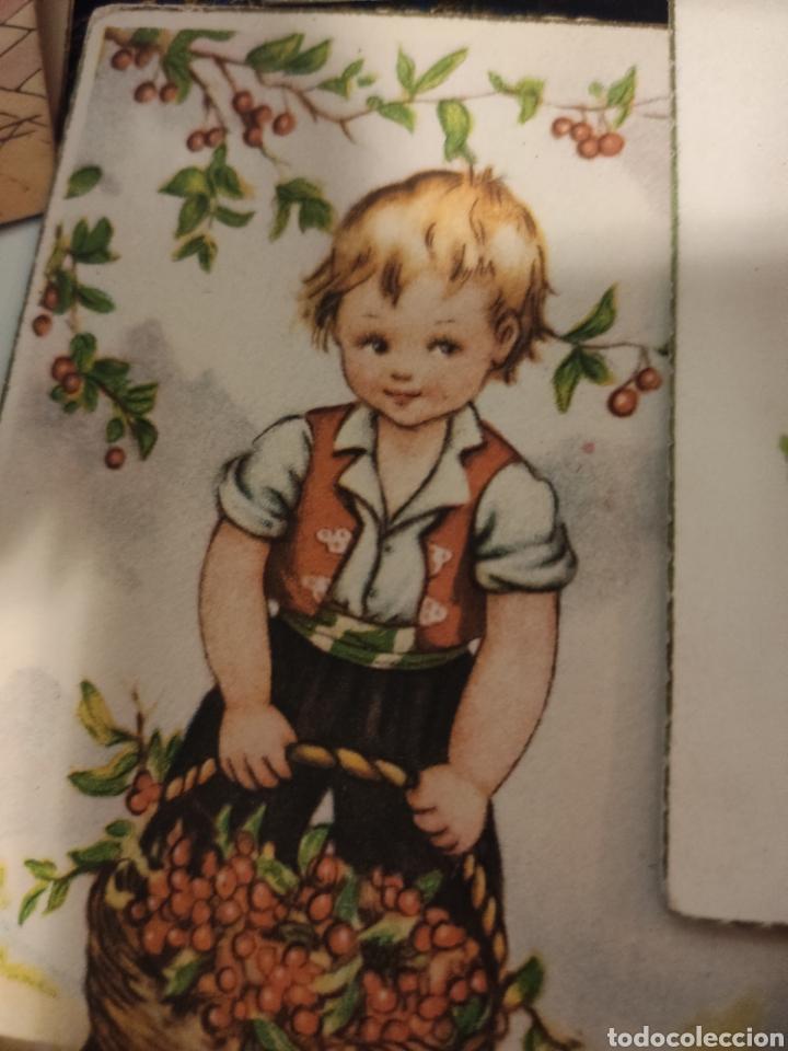 Postales: 9 tarjetas postales. Felicidades - Foto 20 - 239961415