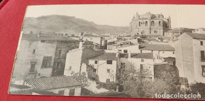 Postales: POSTAL DOBLE NO LOCALIZADA, CATEDRAL EN PUEBLO ESPAÑOL, NO CIRCULADA. - Foto 2 - 240601165