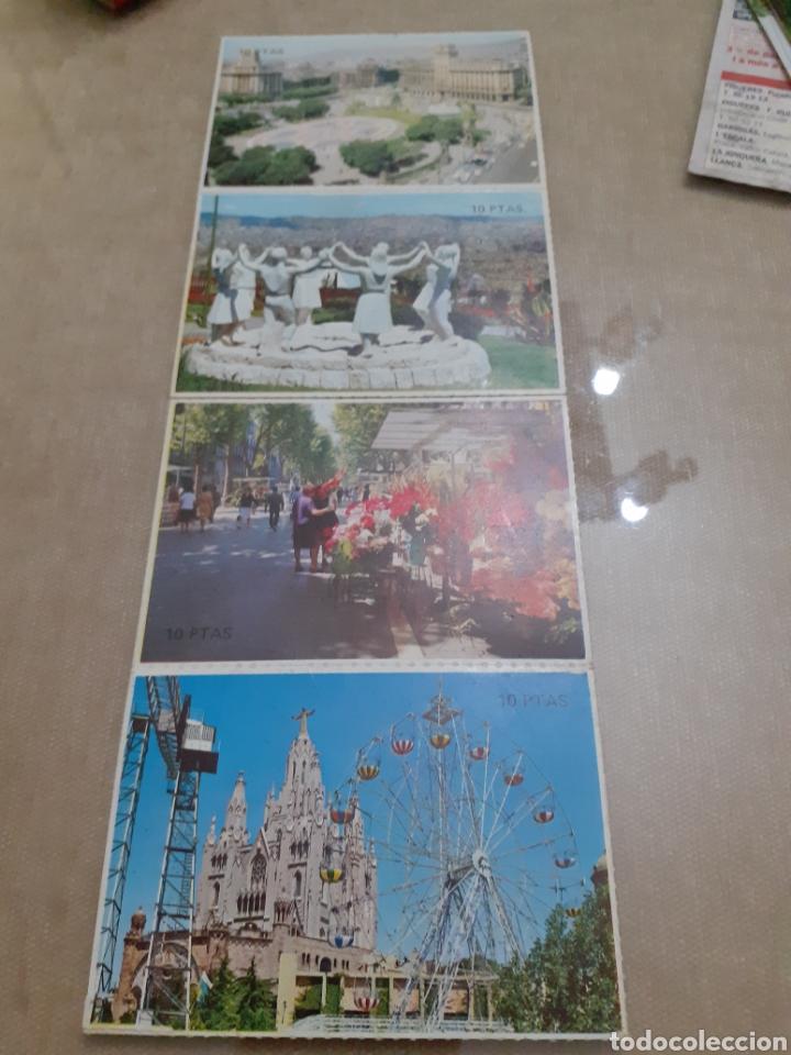 LOTE 4 O MINISTERIO POSTALES O FOTOS (Postales - España - Sin Clasificar Moderna (desde 1.940))