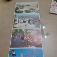 Postales: LOTE 4 O MINISTERIO POSTALES O FOTOS. Lote 243071050