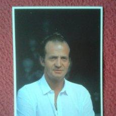 Postales: POSTCARD FAMILIA REAL ESPAÑOLA EL REY JUAN CARLOS I DE ESPAÑA EN PALMA DE MALLORCA THE KING OF SPAIN. Lote 243581255