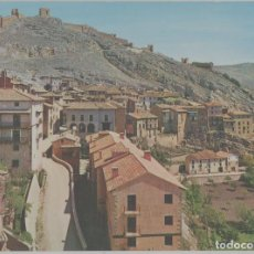 Postales: LOTE B- POSTAL ALBARRACIN TERUEL AÑO 1965. Lote 243644810