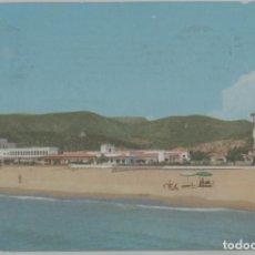 Postales: LOTE B- POSTAL CALSTELDEFELS BARCELONA AÑO 1960 MATA SELLOS. Lote 243655810