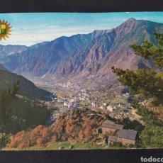 Postales: PRINCIPAT D'ANDORRA. ANDORRA LA VELLA. Lote 244398100