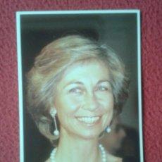 Postales: POST CARD FAMILIA REAL ESPAÑOLA SPANISH ROYAL FAMILY LA REINA SOFÍA DE ESPAÑA QUEEN SOPHIE OF SPAIN. Lote 244970725