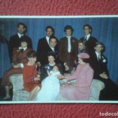 Cartes Postales: POSTAL POST CARD FAMILIAS REALES ROYAL FAMILIES RUMANIA GRECIA ESPAÑA DINAMARCA REINA ISABEL BAUTIZO. Lote 244973025