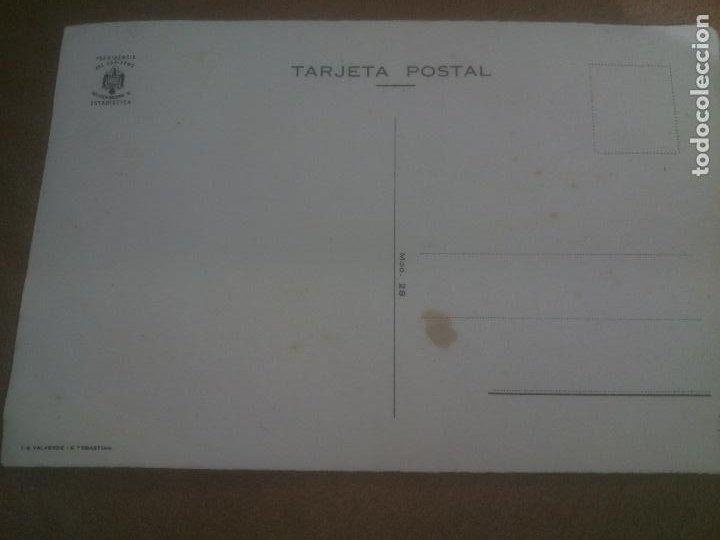 Postales: ANTIGUA POSTAL LA CONSTUUCCION NAVAL EN ESPAÑA - NO CIRCULADA - ED. PRESIDENCIA DE GOBIERNO. - Foto 2 - 245125690