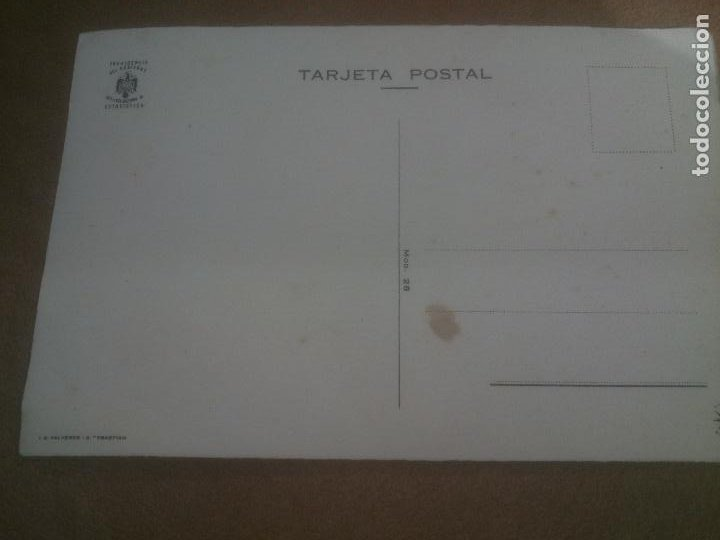 Postales: ANTIGUA POSTAL ACTIVIDAD CIENTIFICA EN ESPAÑA - NO CIRCULADA - ED. PRESIDENCIA DE GOBIERNO. - Foto 2 - 245126035